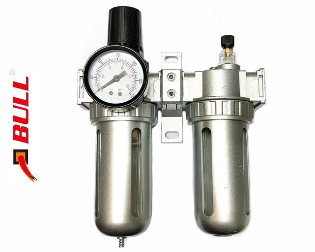 Air control kompresor- air filter kompresor 2 tabung